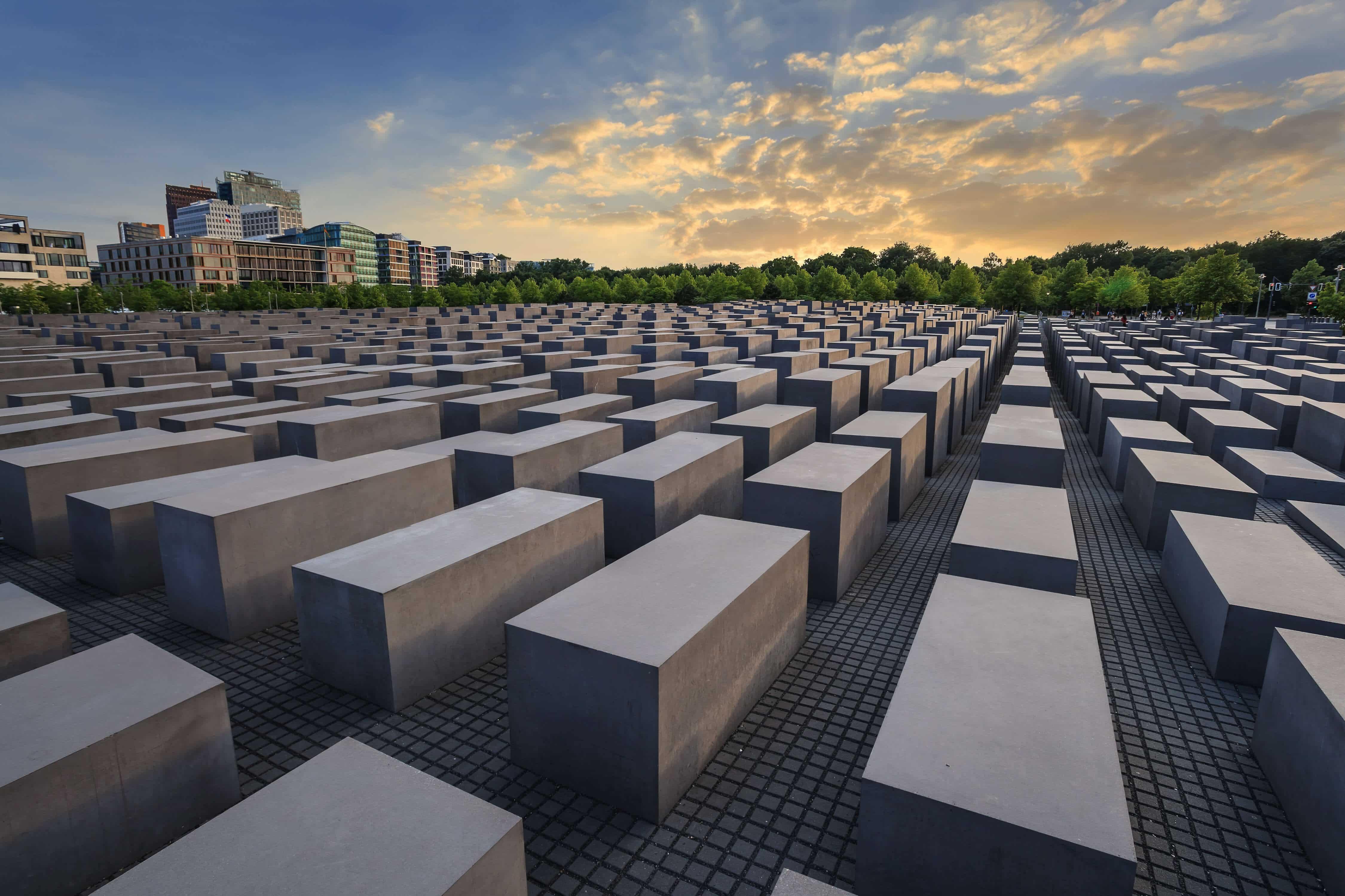 O que fazer em Berlim: Memorial do Holocausto