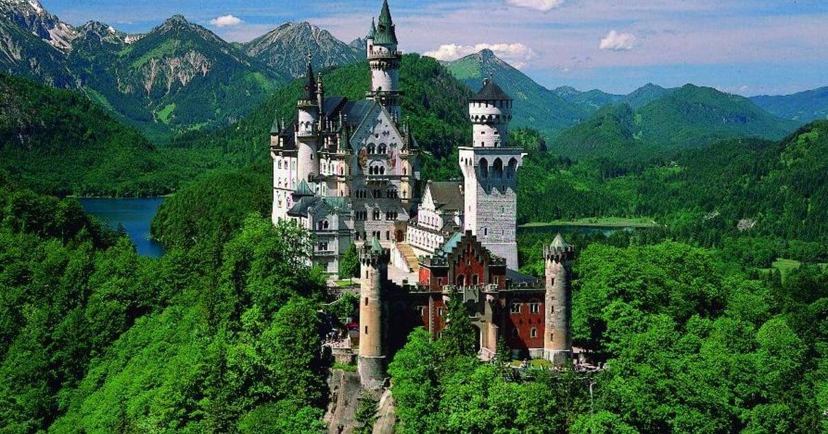 O que fazer em Munique: Castelo Neuschwanstein