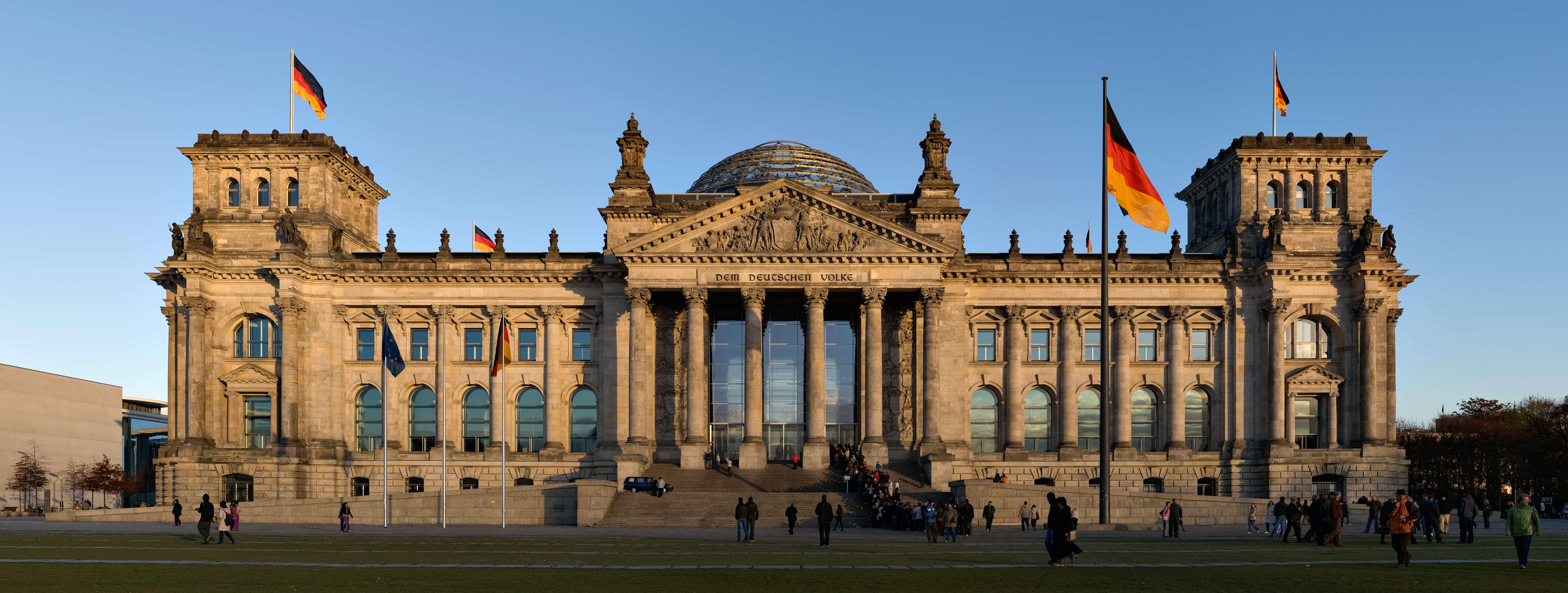 O que fazer em Berlim: Edifício Reichstag