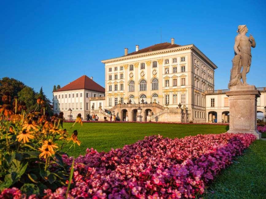 O que fazer em Munique: Schloss Nymphenburg