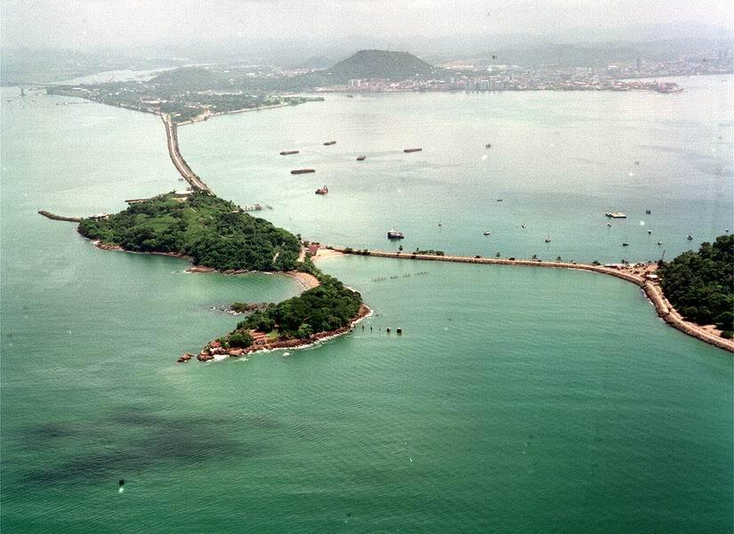 O Que Fazer na Cidade do Panamá: amador causeway
