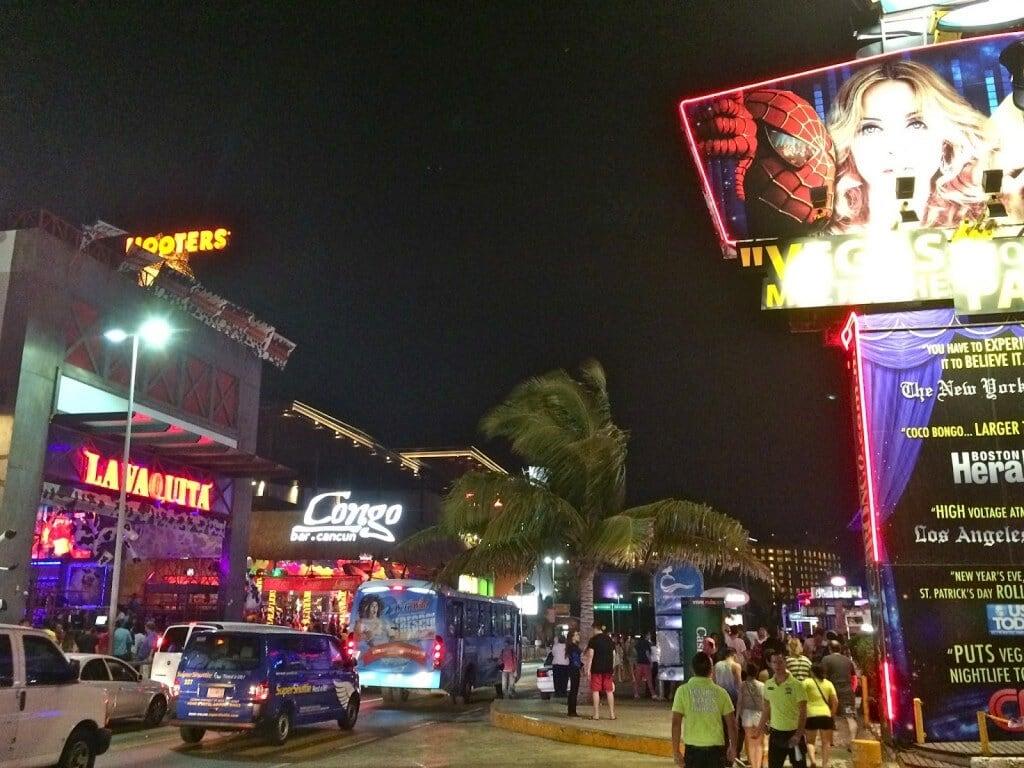 O Que Fazer em Riviera Maya no México: tulum: boulevard