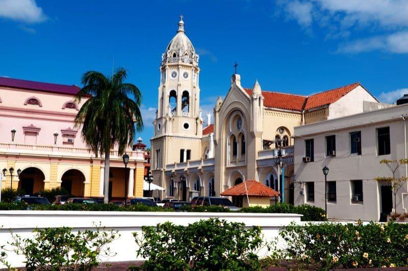 O Que Fazer na Cidade do Panamá: casco antigo