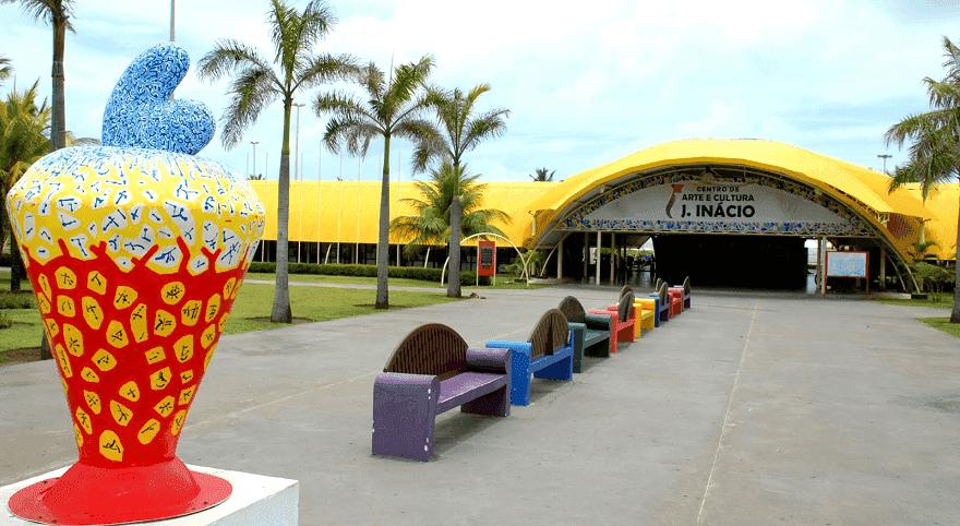 O que fazer em Aracaju: Centro de Arte e Cultura J. Inácio