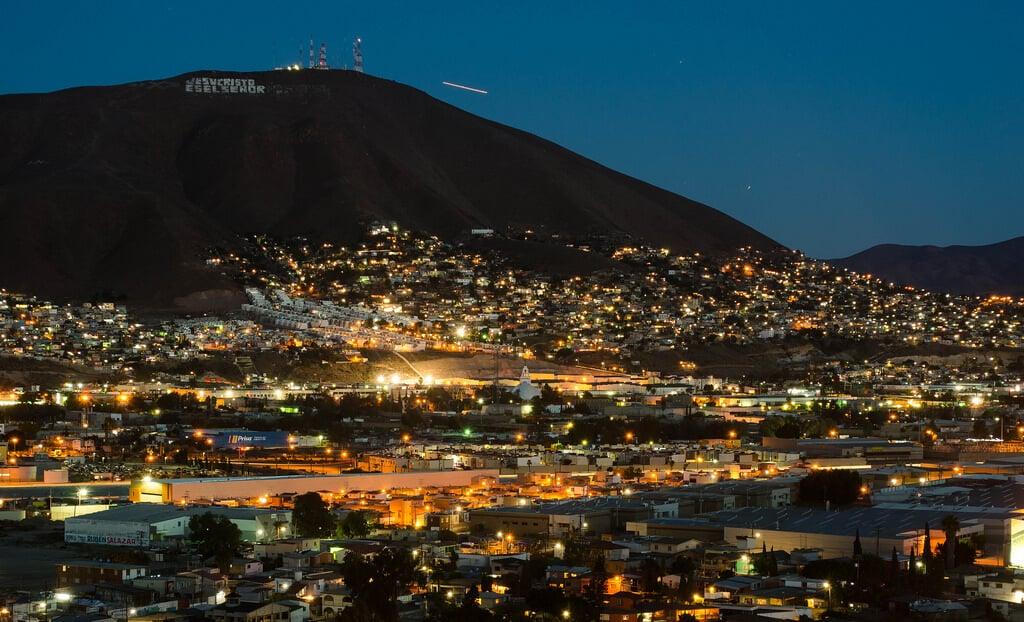 O Que Fazer em Tijuana no México: cerro-colorado