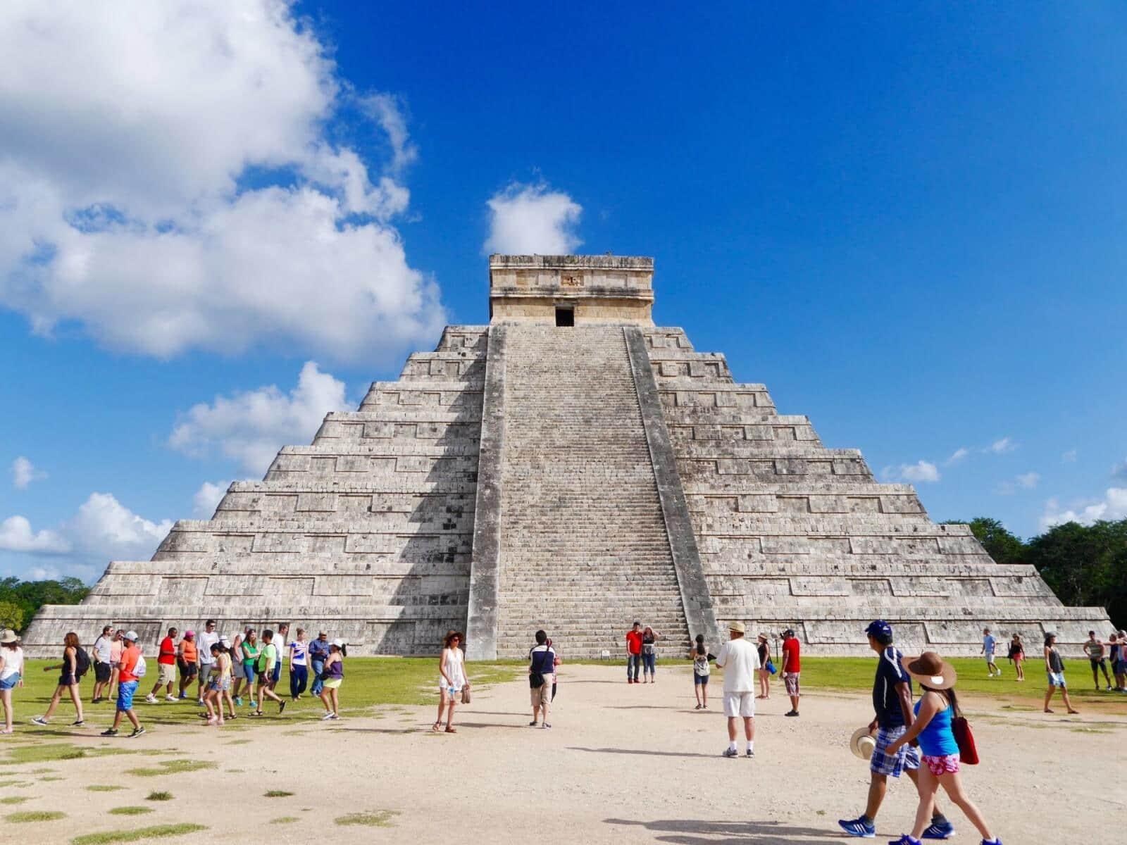 O Que Fazer em Riviera Maya no México: chichen itza