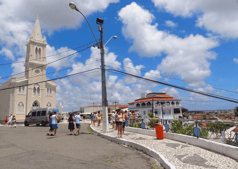 O que fazer em Aracaju: Colina de Santo Antônio