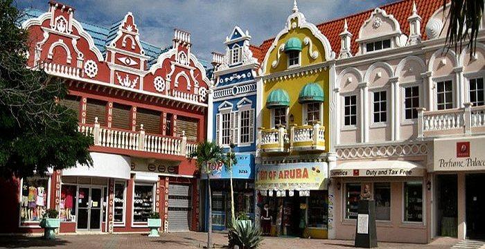 O Que Fazer em Aruba no Caribe: compras