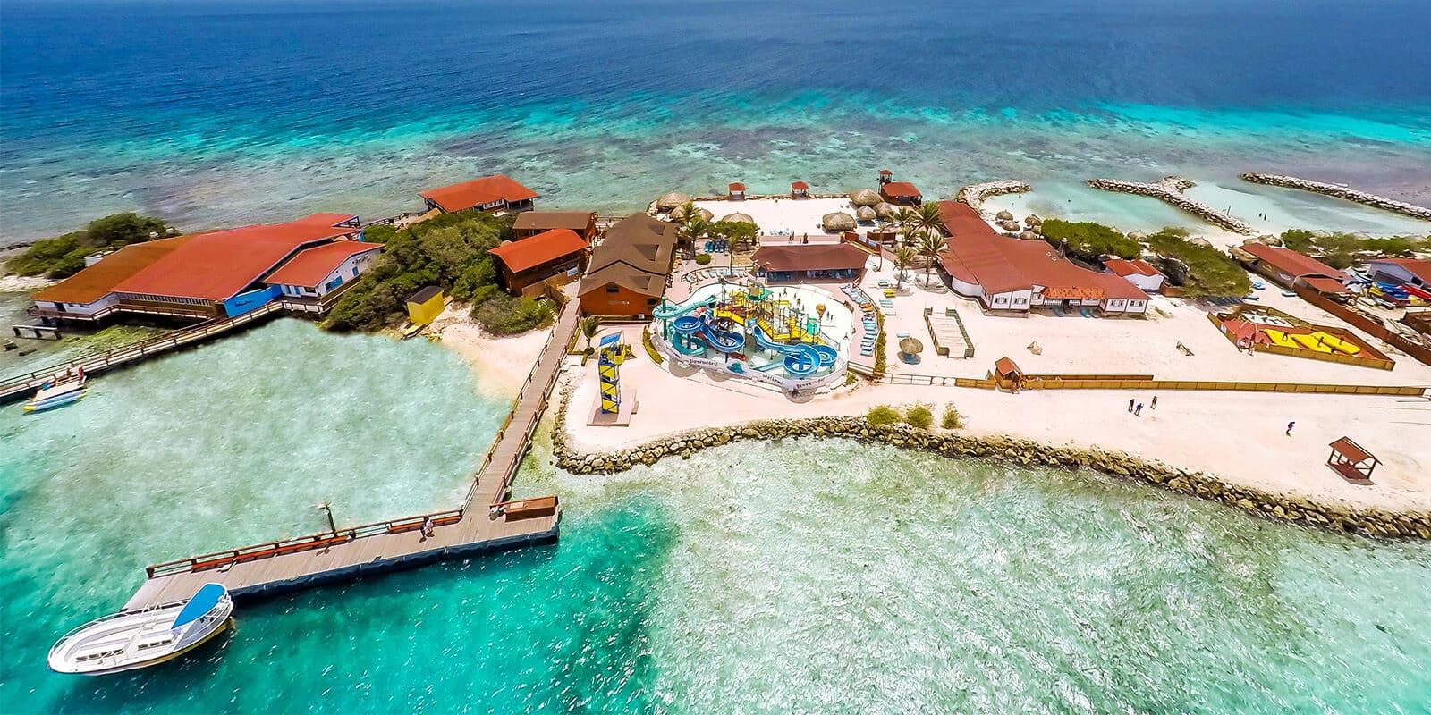 O Que Fazer em Aruba no Caribe: de palm island