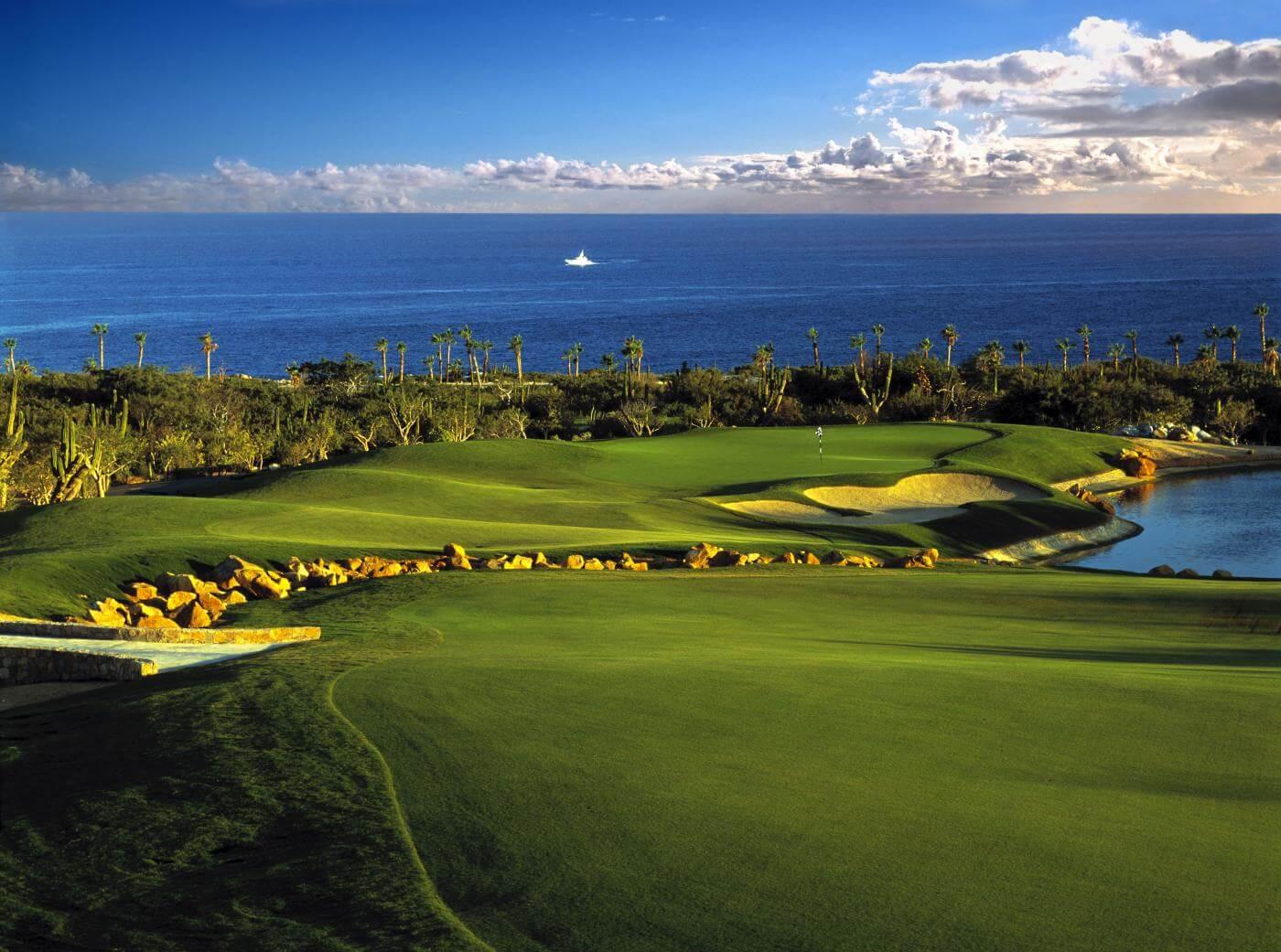 O Que Fazer em Los Cabos no México: golfe