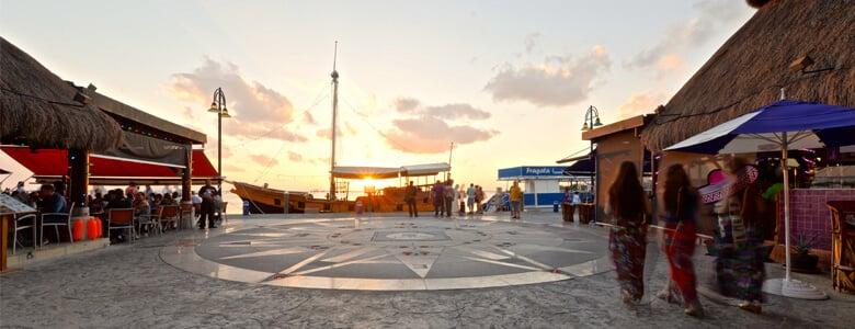 O Que Fazer em Riviera Maya no México: la isla