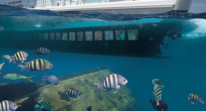 O Que Fazer em Aruba no Caribe: mar