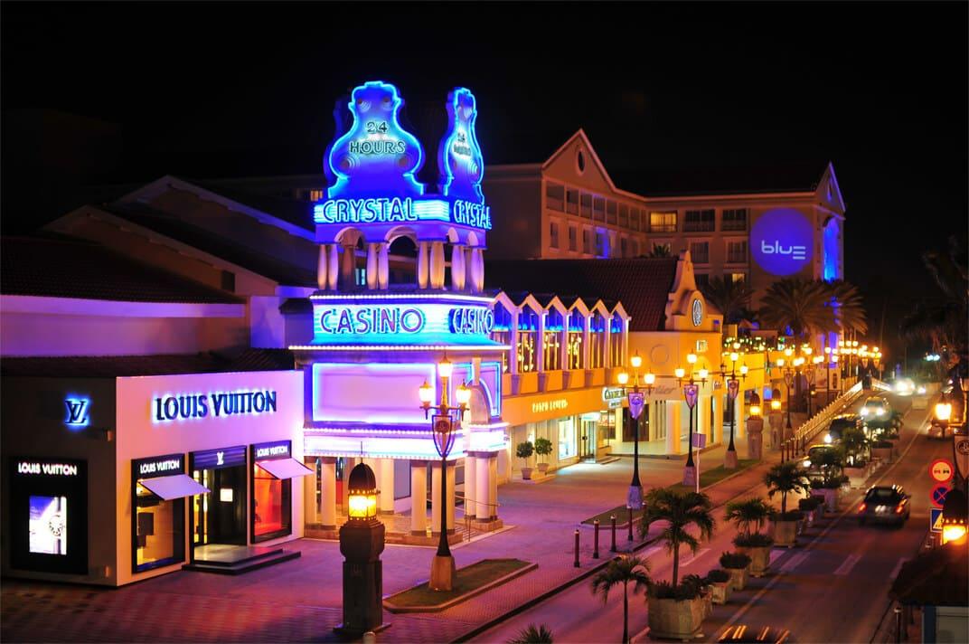 O Que Fazer em Aruba no Caribe: Cassinos