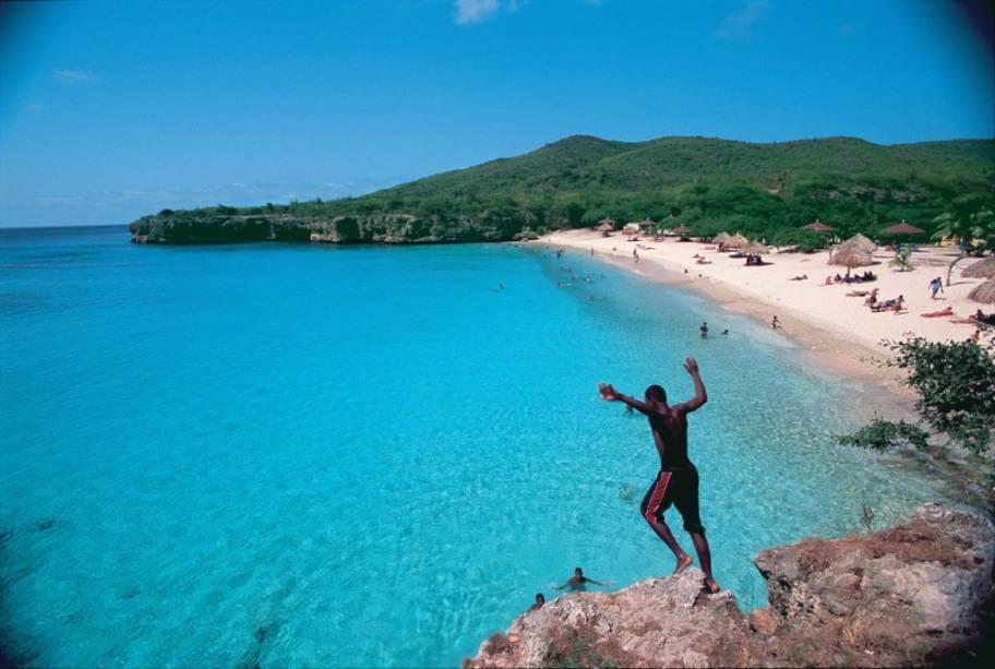 O Que Fazer em Curaçao no Caribe: Hato: praias