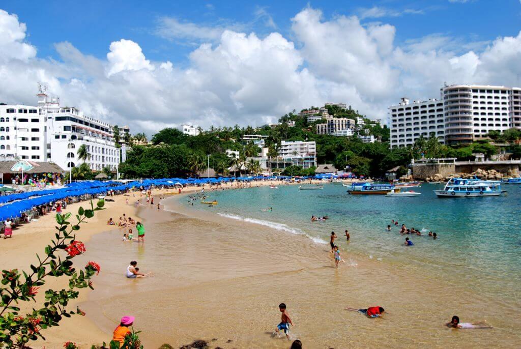 O Que Fazer em Acapulco no México: Praias