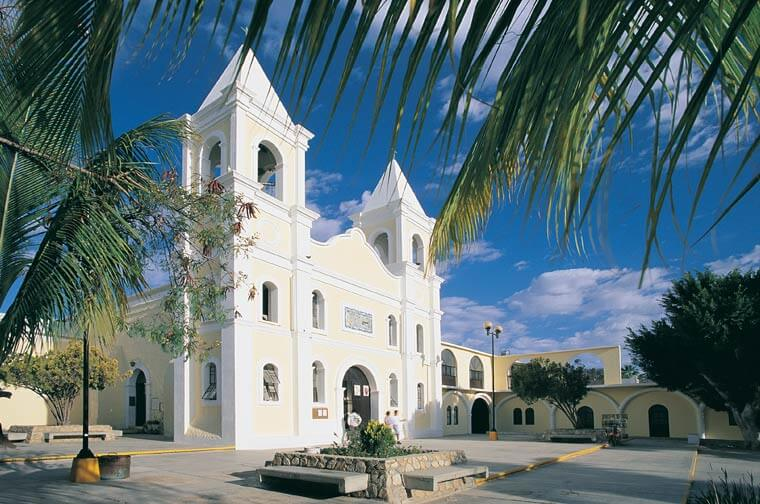 O Que Fazer em Los Cabos no México: Igreja San Jose