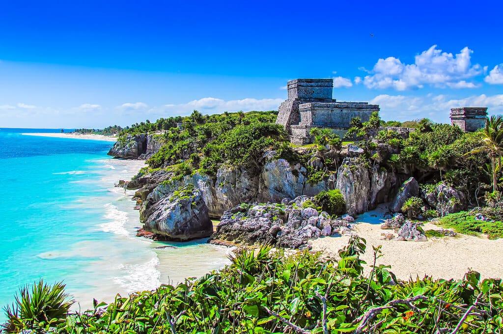 O Que Fazer em Riviera Maya no México: tulum