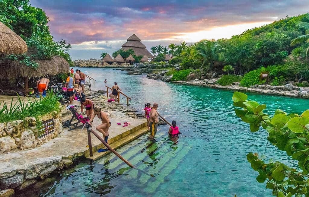 O Que Fazer em Playa del Carmen no México: x-caret