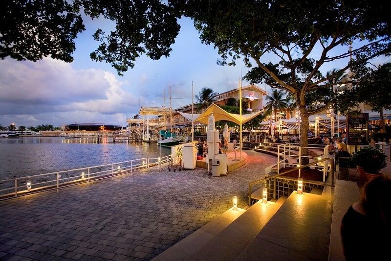 O que fazer em Miami: Bayside Marketplace