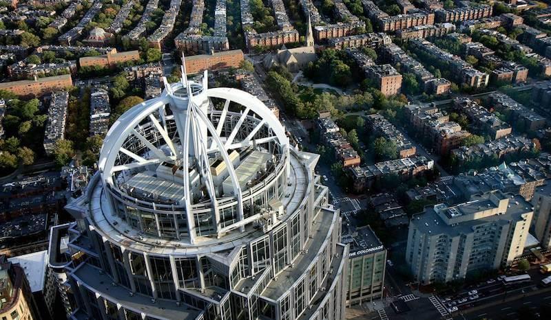 O Que Fazer em Boston em Nova York: Skywalk Observatory