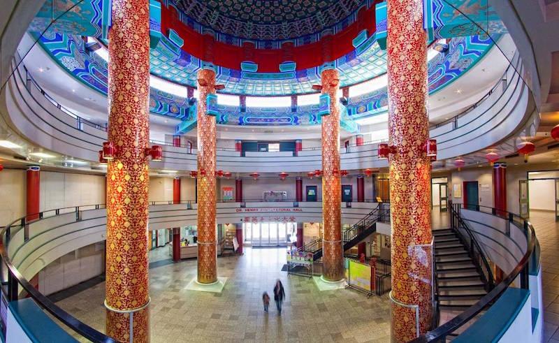 O Que Fazer em Calgary no Canadá: Centro de Cultura Chinesa