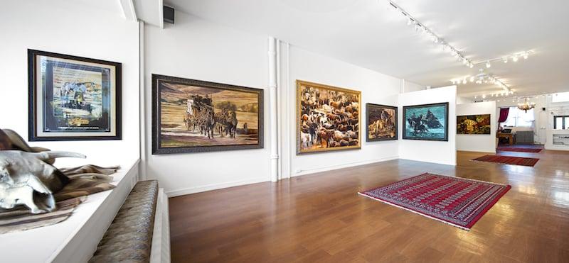 O Que Fazer em Calgary no Canadá: Calgary Art Gallery