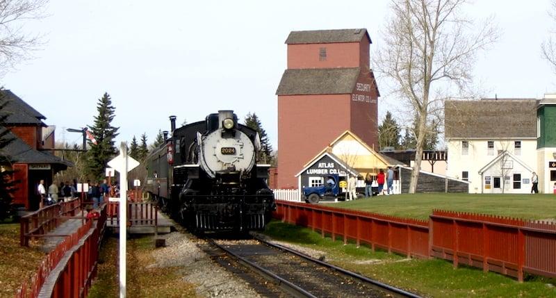 O Que Fazer em Calgary no Canadá: Heritage Park