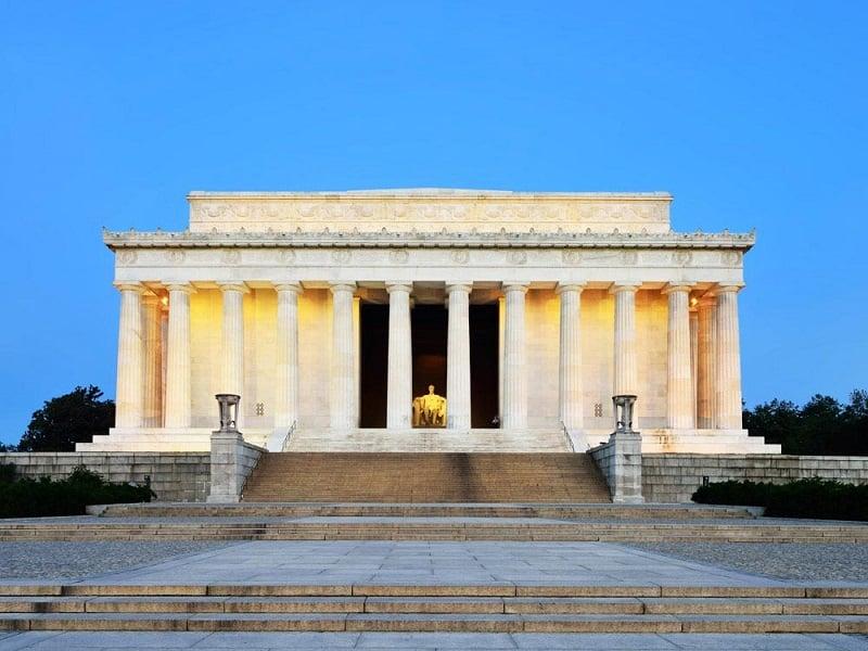 O que fazer em Washington: Lincoln Memorial