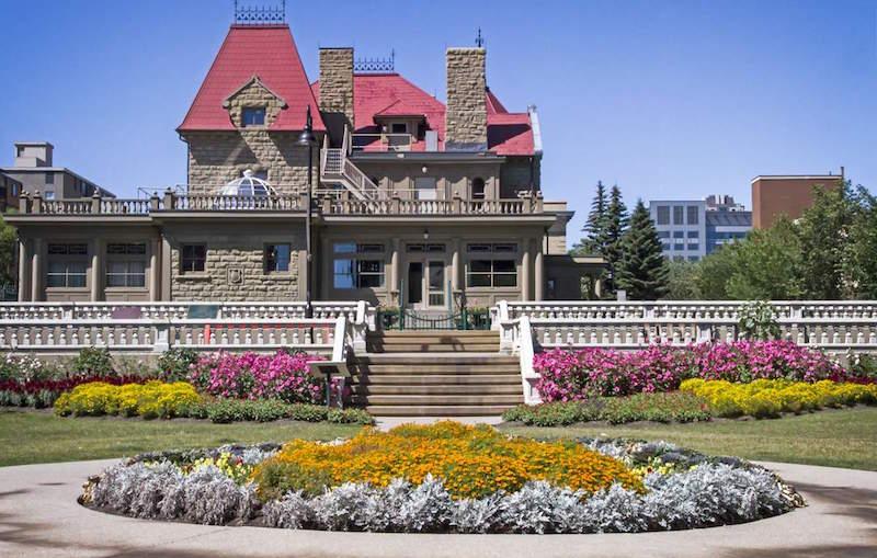 O Que Fazer em Calgary no Canadá: Lougheed House