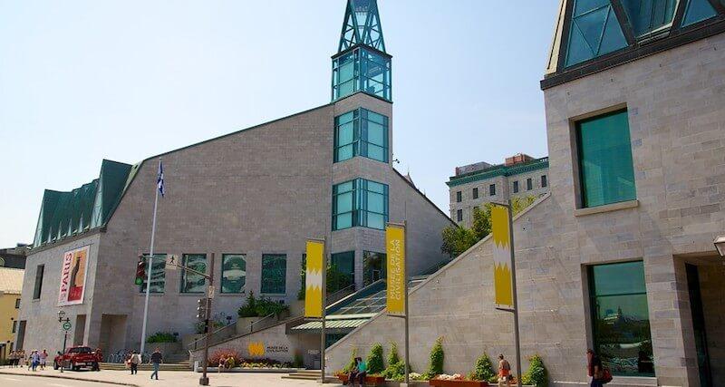 O Que Fazer em Québec no Canadá: Musée de la Civilisation