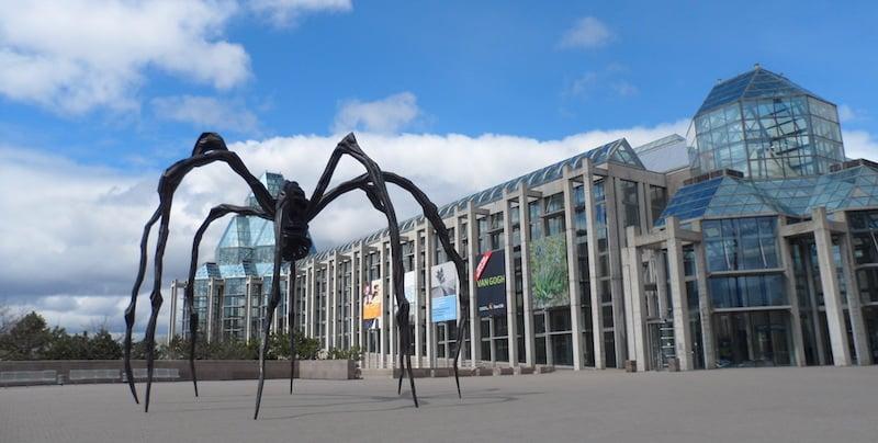 O Que Fazer em Ottawa no Canadá: National Gallery of Canada