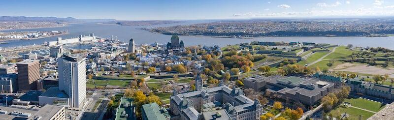 O Que Fazer em Québec no Canadá: Observatoire de la Capitale
