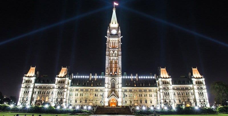 O Que Fazer em Ottawa no Canadá: Parliament Hill