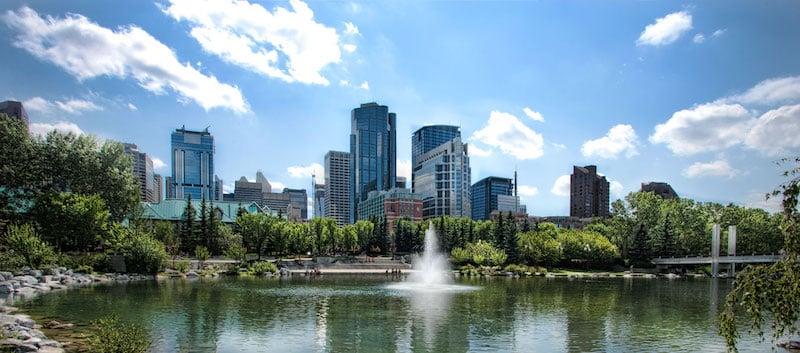 O Que Fazer em Calgary no Canadá: Prince's Island Park