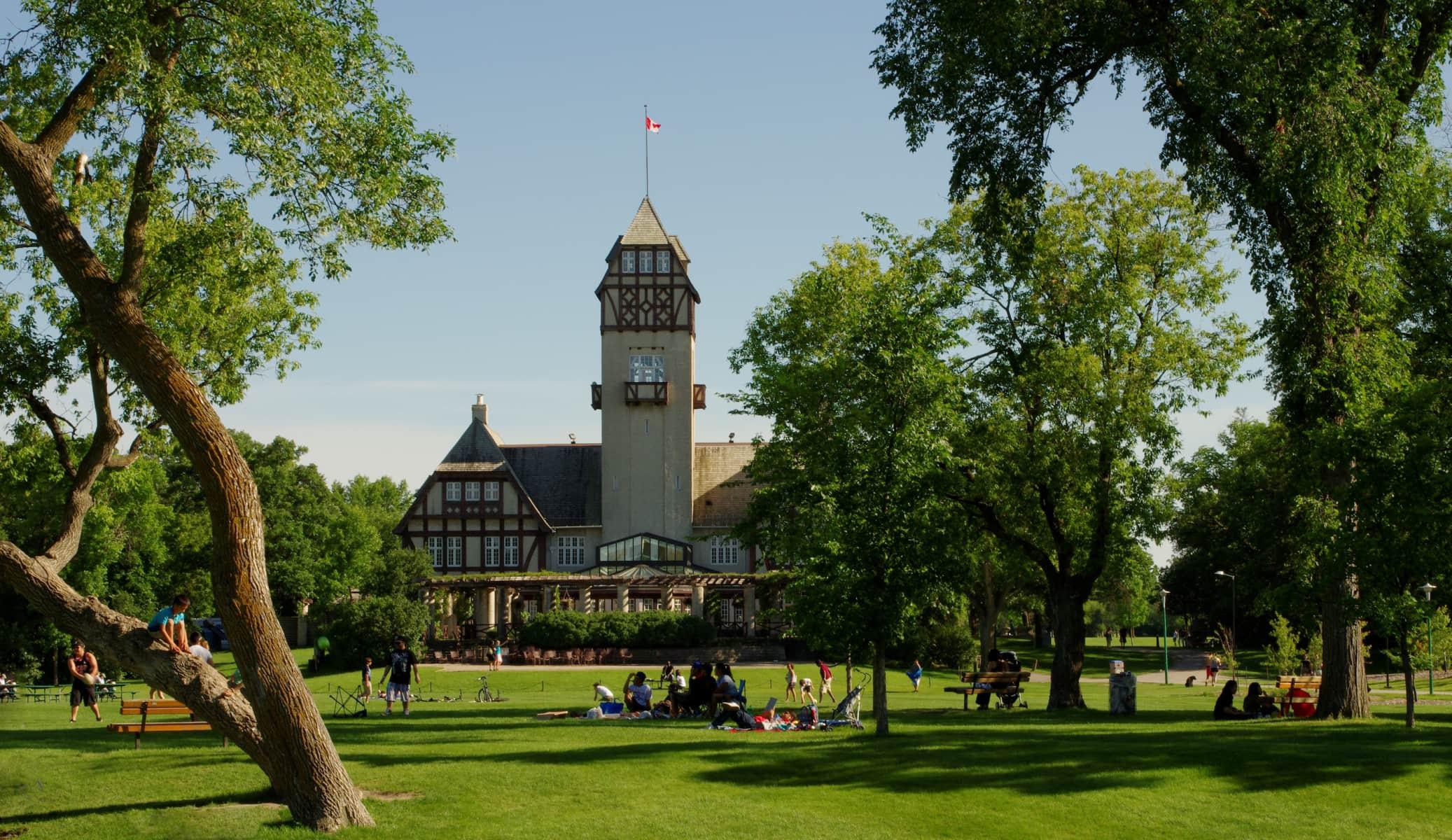 O Que Fazer em Winnipeg no Canadá: Assiniboine Park