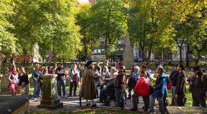 O Que Fazer em Boston em Nova York: Freedom Trail