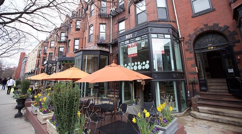 O Que Fazer em Boston em Nova York: Newbury Street na Back Bay