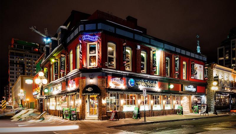 O Que Fazer em Ottawa no Canadá: Byward Market