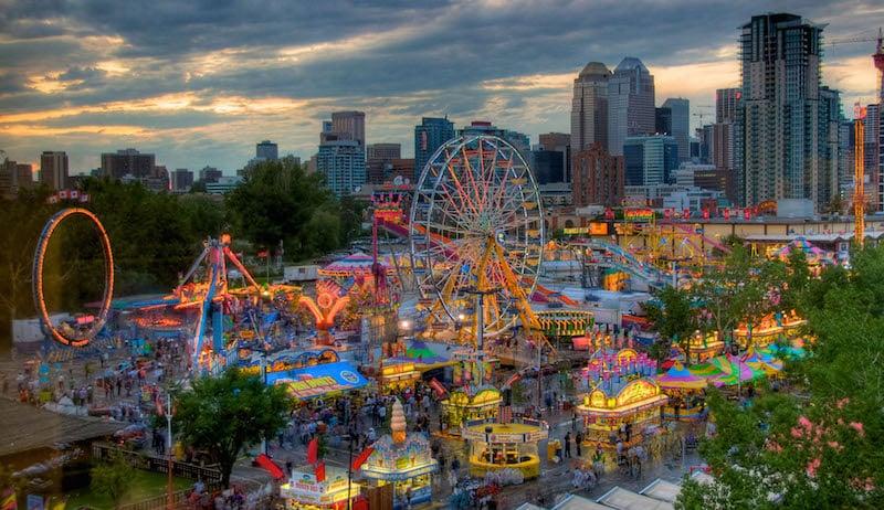 O Que Fazer em Calgary no Canadá: Calgary Stampede