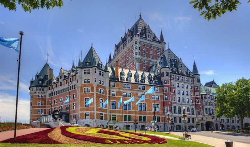 O Que Fazer em Québec no Canadá: Fairmont Le Château Frontenac