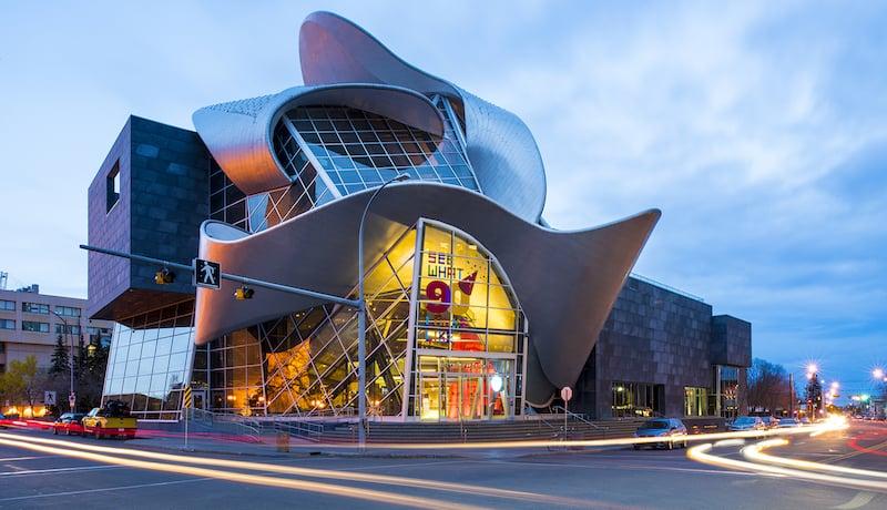 O Que Fazer em Edmonton: Art Gallery Of Alberta