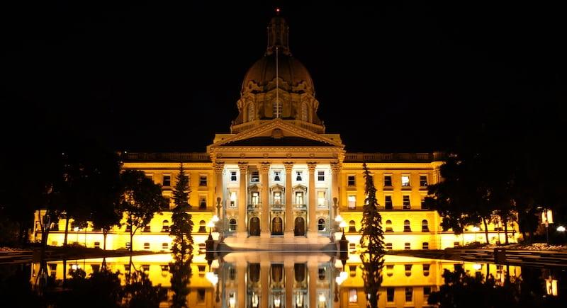 O Que Fazer em Edmonton: Alberta Legislature Building