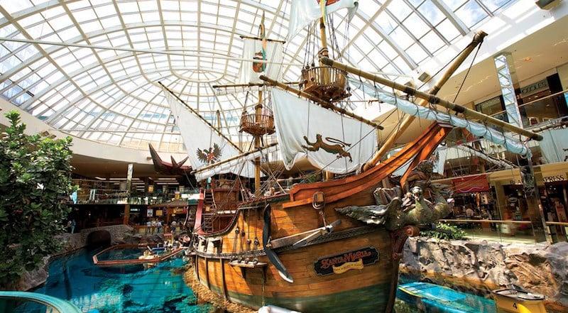 O Que Fazer em Edmonton: West Edmonton Mall