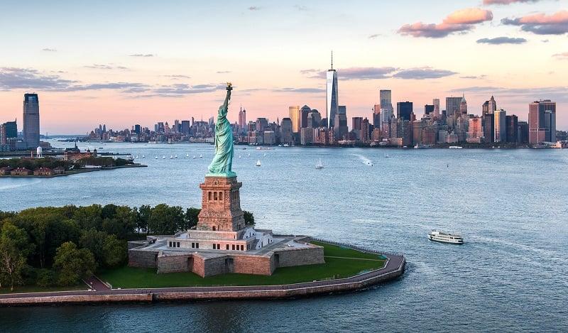 O que fazer em Nova York: Estátua da Liberdade