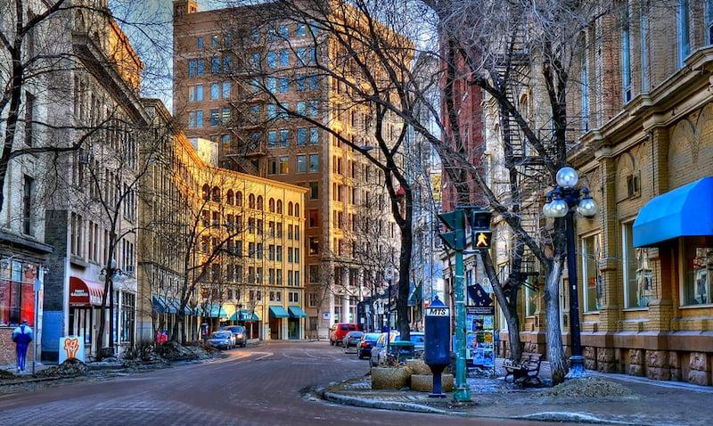 O Que Fazer em Winnipeg no Canadá: Festivais de Exchange District