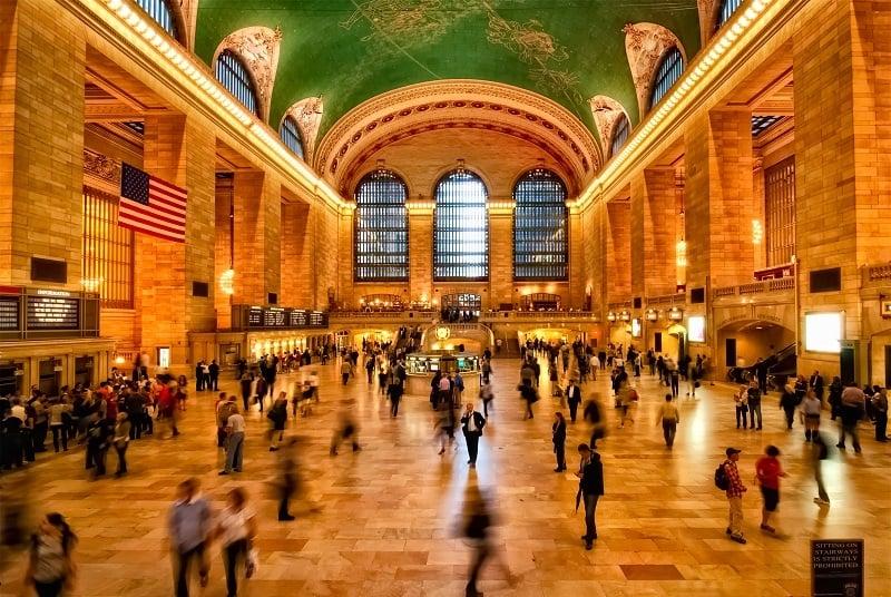 O que fazer em Nova York: Grand Central Terminal