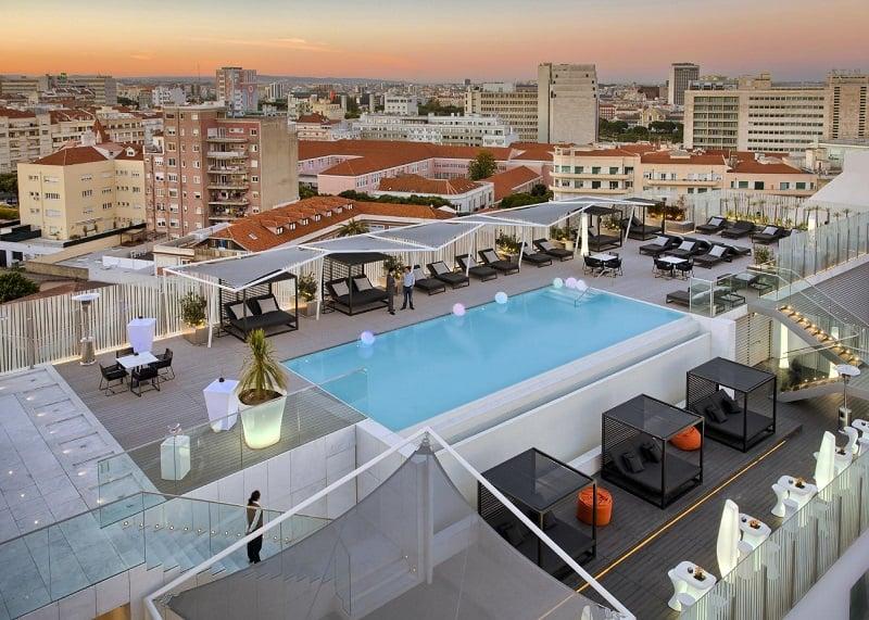 O que fazer em Lisboa: Hotéis