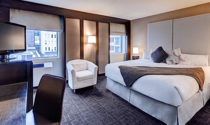 O Que Fazer em Ottawa no Canadá: Hotel