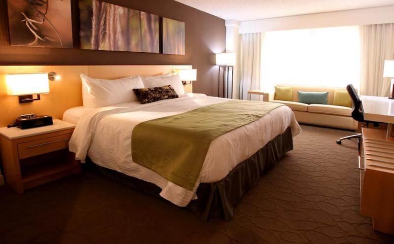 O Que Fazer em Regina no Canadá: Hotel