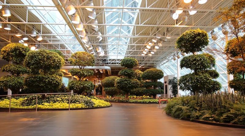 O Que Fazer em Calgary no Canadá: Jardim de Devonian